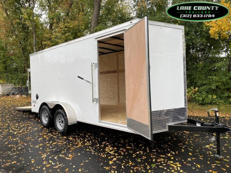 2021 Haulmark PP-Deluxe 7X16 Enclosed Trailer. We Take Trades Enclosed Cargo Trailer