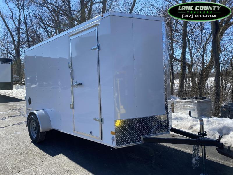 2021 Haulmark PP-DLX 6X12 Enclosed Trailer. Trades OK Enclosed Cargo Trailer