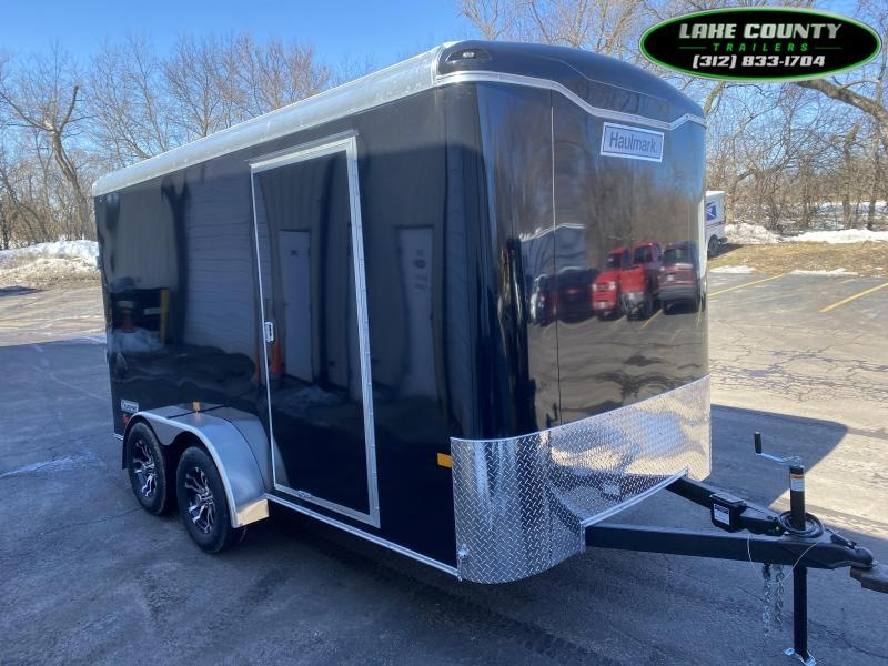 2021 Haulmark Transport 7X16X7 Enclosed Trailer. Trades OK Enclosed Cargo Trailer