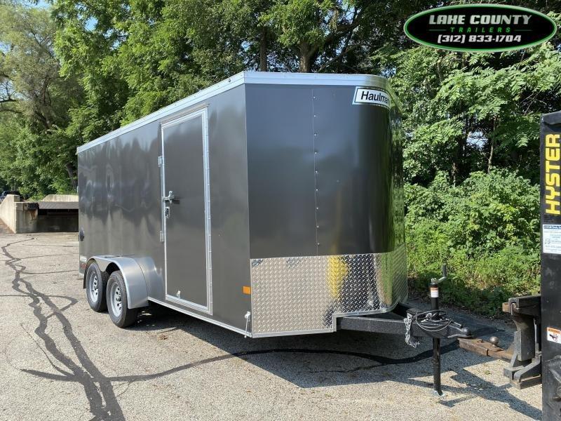 2020 Haulmark Transport V 7X16 Enclosed Trailer. We Take Trades Enclosed Cargo Trailer