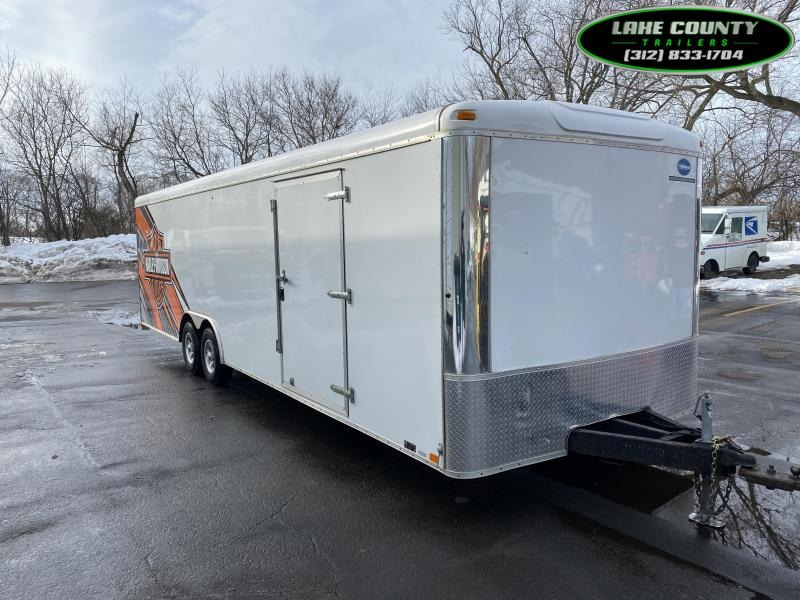 2015 United Trailers ULT-8.5X28 TA50-S Enclosed Cargo Trailer