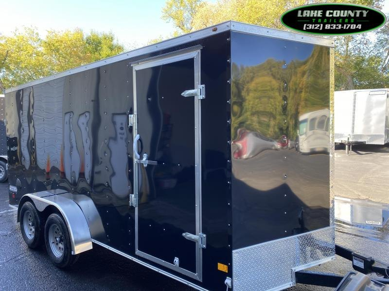 2021 Haulmark Passport DLX 7X16. We Take All Trades Enclosed Cargo Trailer