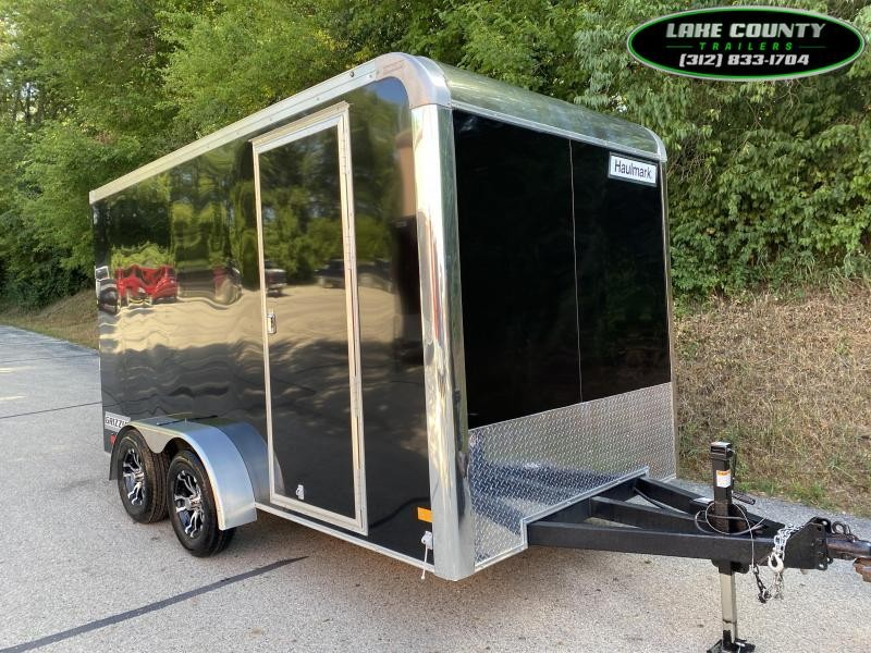 2020 Haulmark Grizzly HD 7X14X7 Enclosed Trailer. Trades OK Enclosed Cargo Trailer
