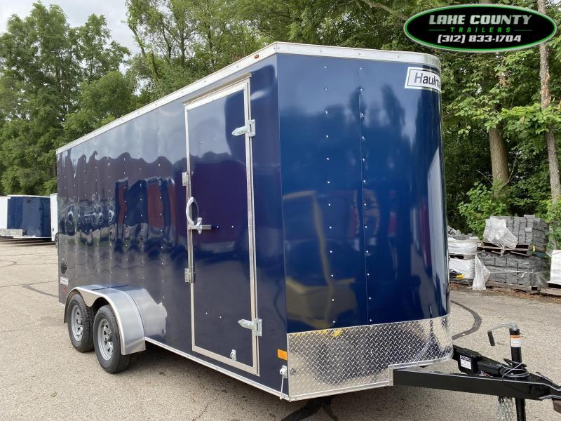 2021 Haulmark Passport Dlx 7X16X7. We Take Trades Enclosed Cargo Trailer