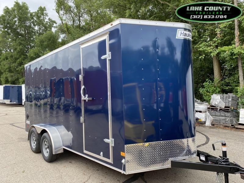 2021 Haulmark Passport Dlx 7X16X7. We Take Trades Enclosed Cargo Trailer
