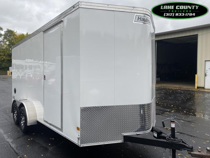 2021 Haulmark TSV 7X16X7 Enclosed Trailer. We Take All Trades Enclosed Cargo Trailer