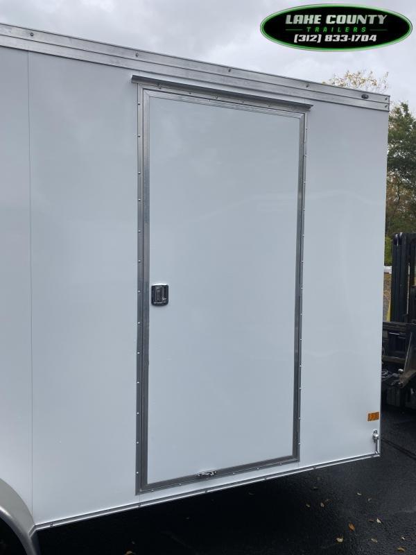 2021 Haulmark TSV 7X16X7 Enclosed Trailer. We Take All Trades Enclosed Cargo Trailer