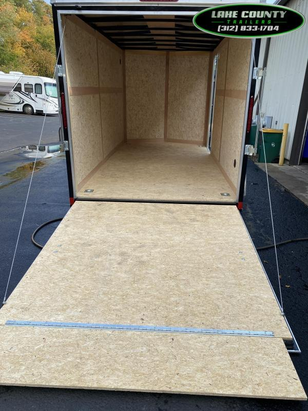 2021 Haulmark PP-Deluxe 7X14X7 Enclosed Trailer We Take Trades Enclosed Cargo Trailer