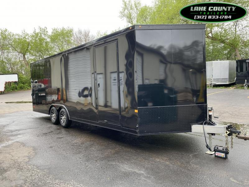 2021 Haulmark GRZ-ALX 8.5X24 with 7' Interior Height Enclosed Cargo Trailer