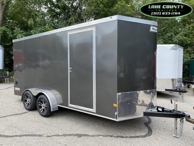 2020 Haulmark Transport V 7X16X7 Enclosed Trailer. Trades OK. Enclosed Cargo Trailer