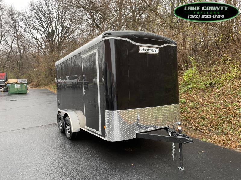 2021 Haulmark Transport 7X14 With 7' Interior Enclosed Trailer Enclosed Cargo Trailer