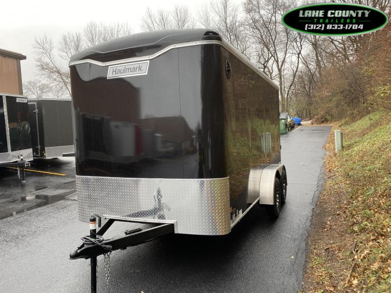 2021 Haulmark Transport 7X14 With 7' Interior Enclosed Trailer Enclosed Cargo Trailer
