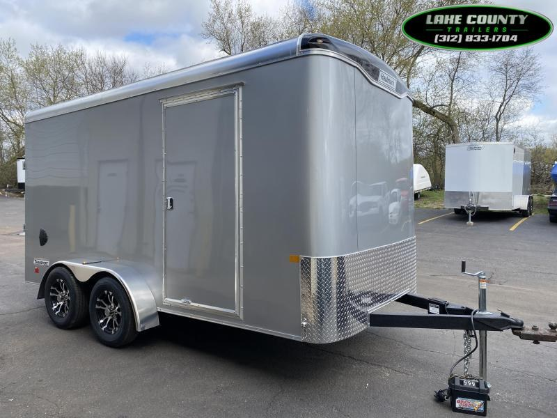 2021 Haulmark TS 7X14 With 7' Interior. We Take Trades Enclosed Cargo Trailer