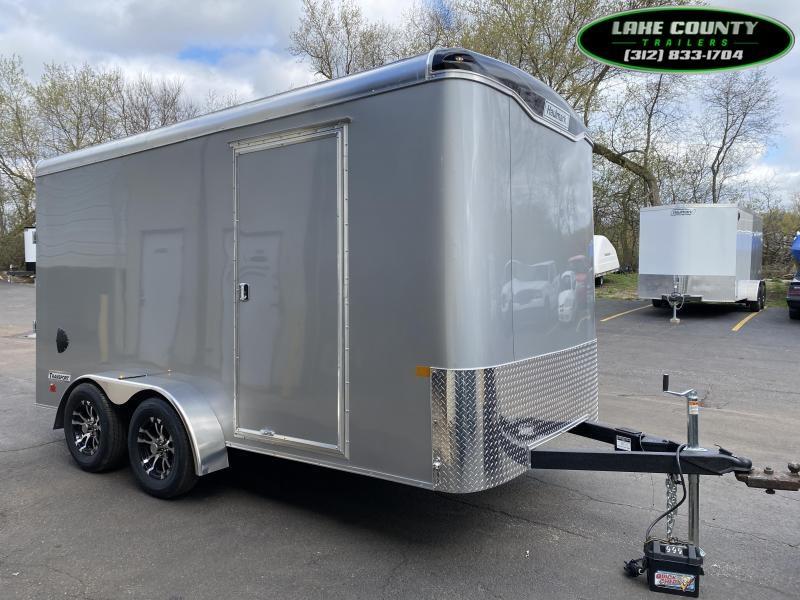 2021 Haulmark TS 7X14 With 7' Interior. We Take Trades Enclosed Cargo Trailer