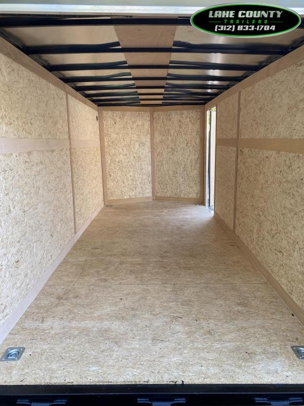 "2021 Haulmark Passport 7X16 With 6' 6"" Interior Height Enclosed Cargo Trailer"