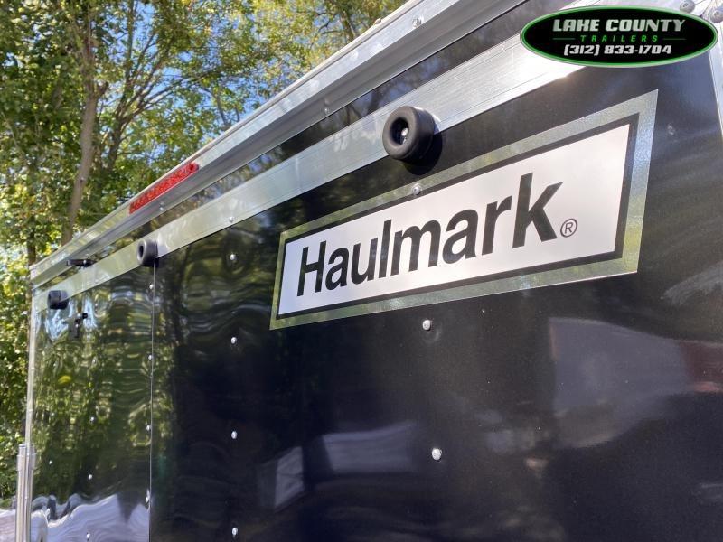 2021 Haulmark Passport DLX 8.5X20X7. We Take All Trades Enclosed Cargo Trailer
