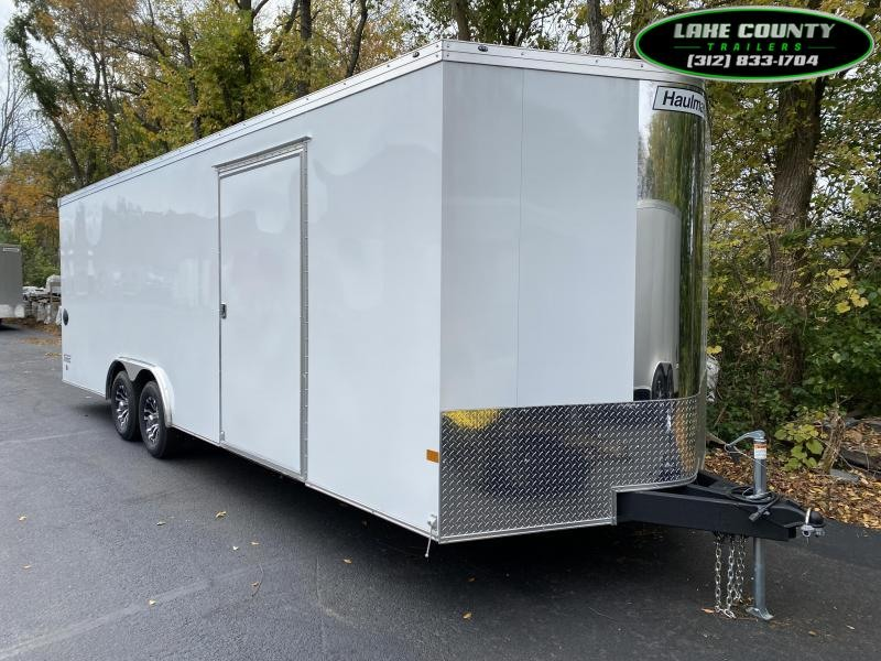 2021 Haulmark Transport V 8.5X24X7 10K GVWR We Take All Trades Car / Racing Trailer