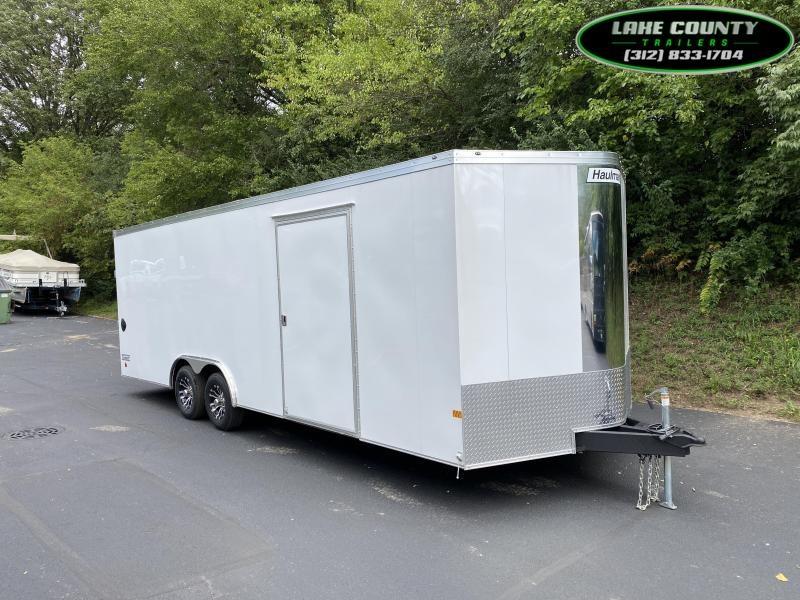 2021 Haulmark Transport V 8.5X24X7 10K GVWR We Take All Trades Car / Racing Trailer