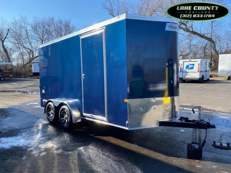 2021 Haulmark TSV 7X14 With 7' Interior Enclosed Trailer Enclosed Cargo Trailer