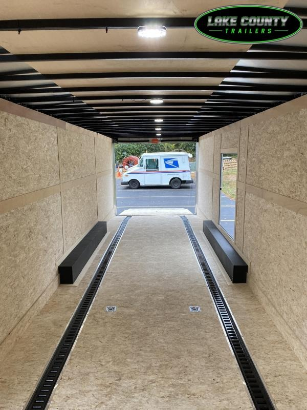 2022 Haulmark Grizzly-HD 8.5X32 with 7' Interior Height Enclosed Cargo Trailer