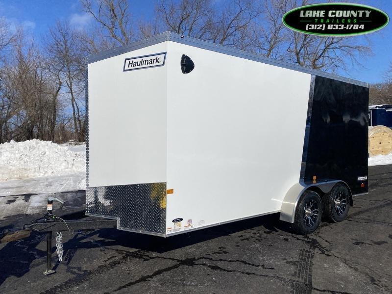2021 Haulmark TSV 7X16X7 Enclosed Trailer. We Take Trades. Enclosed Cargo Trailer