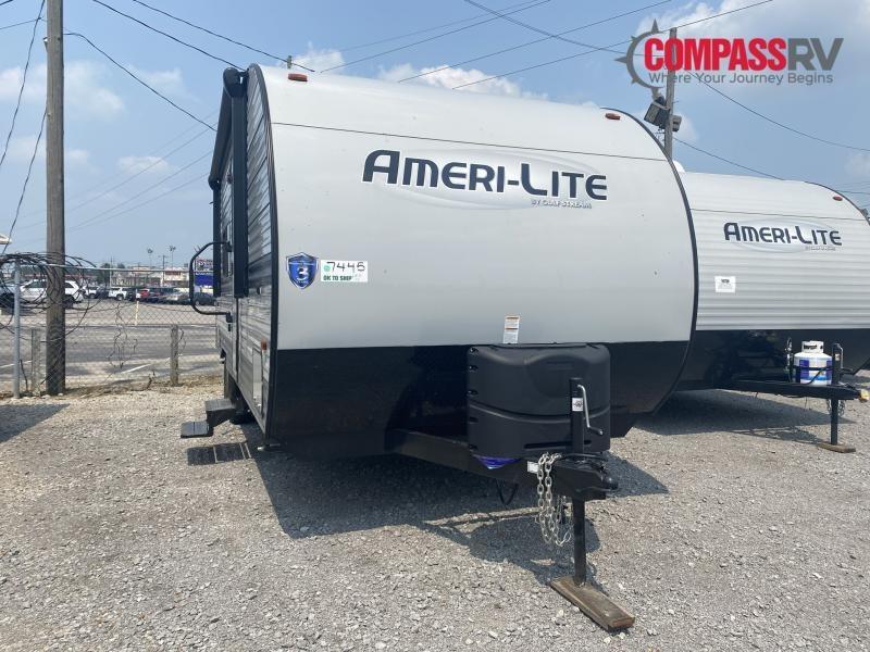 2021 Gulf Stream Ameri-Lite AMERI-LITE 248BH Travel Trailer