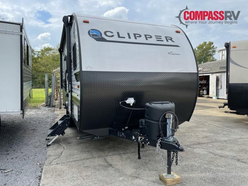 2020 Coachmen Clipper CLIPPER 17BHS Travel Trailer