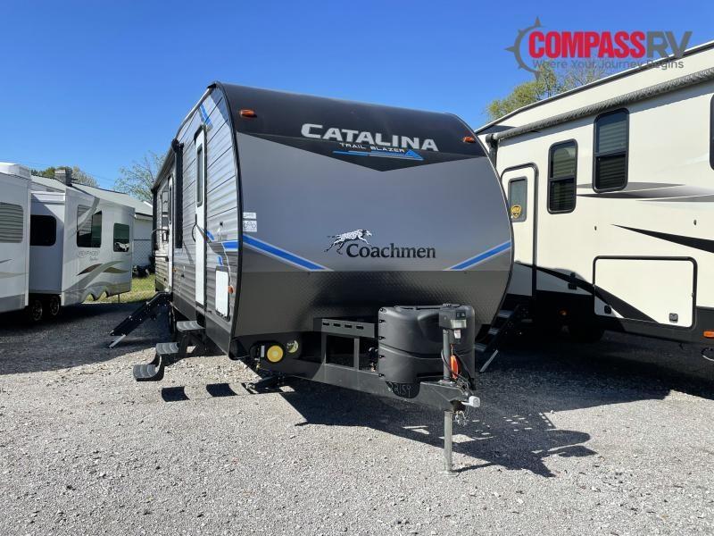 2021 Haulin Trailers Catalina Trail Blazer CATALINA TRAIL BLAZER 30THS Travel Trailer