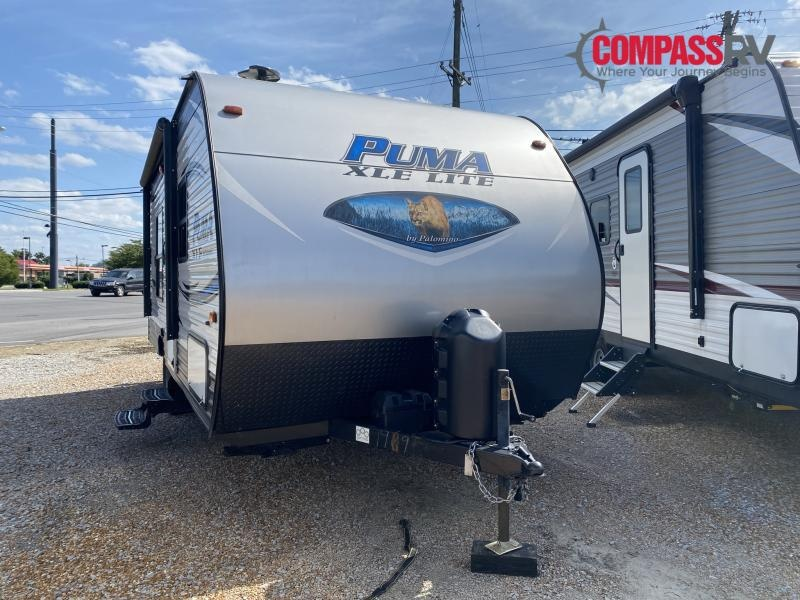 2019 Palomino Puma XLE Lite PUMA XLE LITE 18FBC Travel Trailer