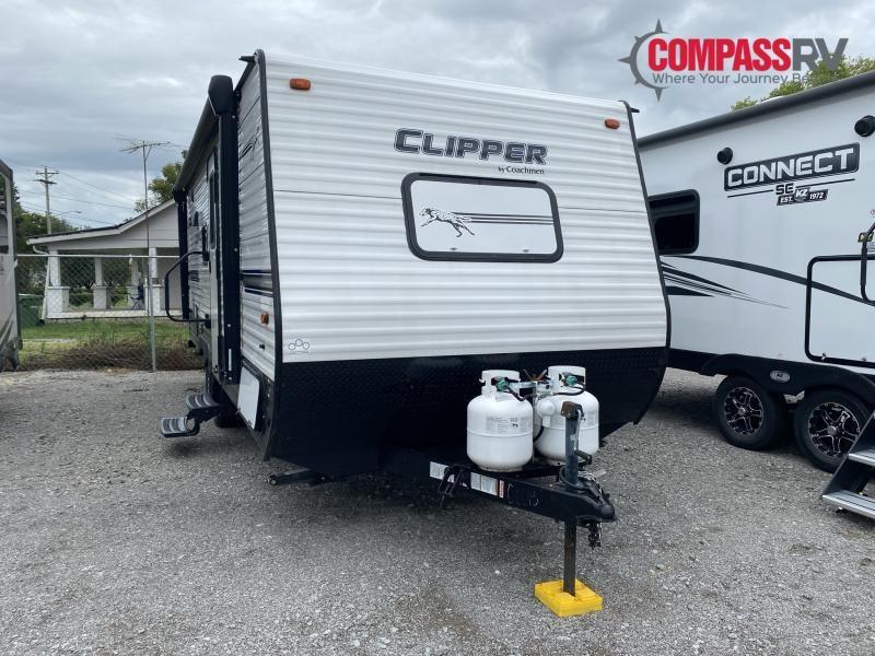 2019 Coachmen Clipper Ultra Lite CLIPPER ULTRA LITE 21BHS Travel Trailer
