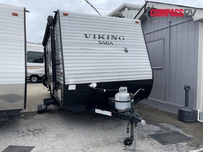 2020 Coachmen Viking VIKING 17SFQ Travel Trailer