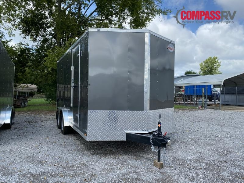 2022 Cargo Mate E-SERIES 7FT WIDE E-SERIES 7FT WIDE EHW716TA2 Cargo / Enclosed Trailer