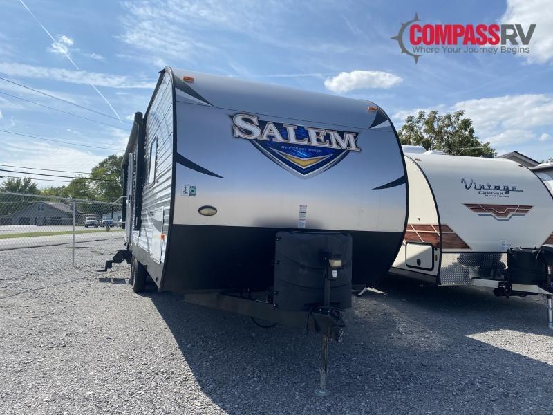 2018 Forest River  Salem SALEM 27DBK Travel Trailer