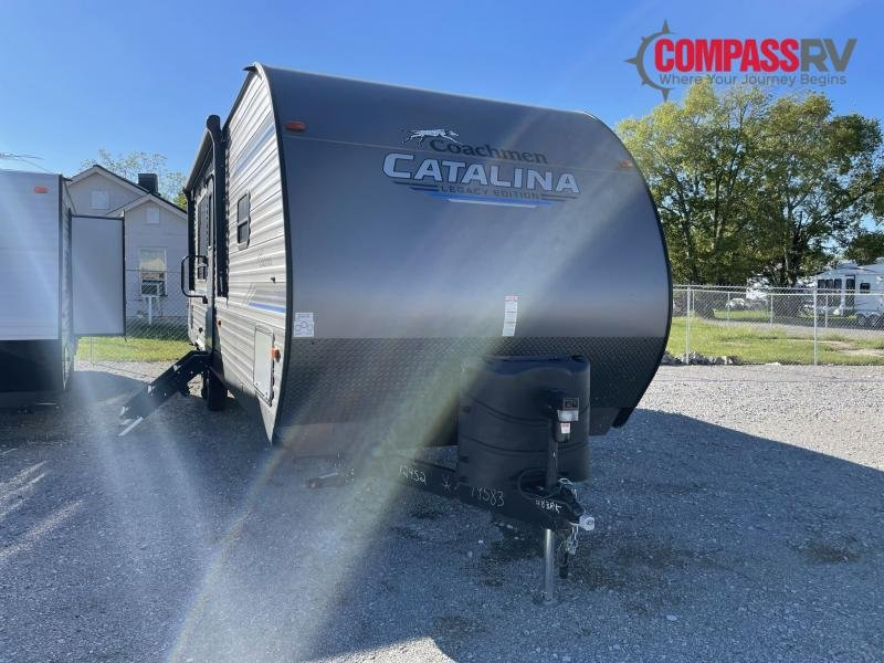 2021 Coachmen Catalina CATALINA 283RKS Travel Trailer