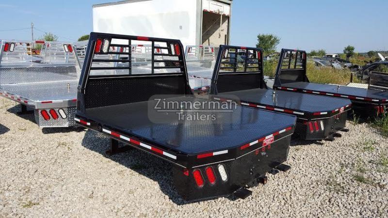 2019 Zimmerman 84x84 Steel Truck Body