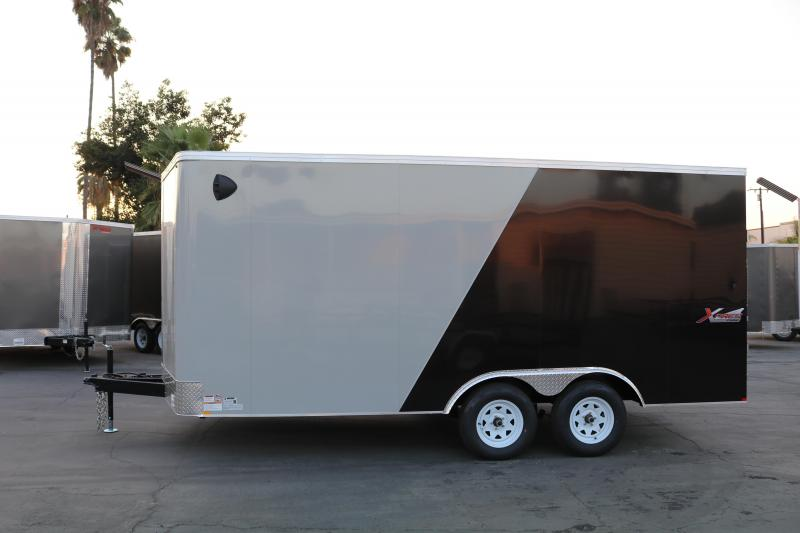 2021 Mirage Trailers 8516YA2 Enclosed Cargo Trailer