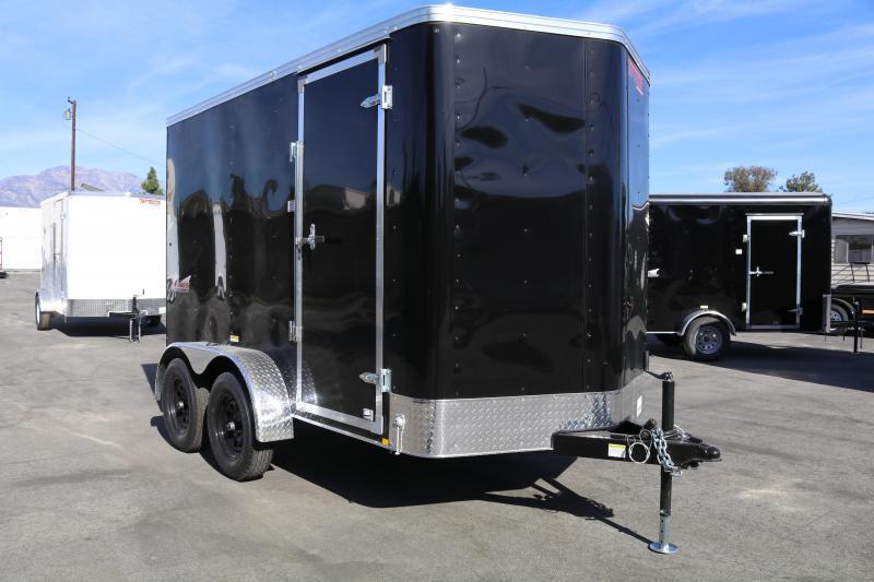 2021 Mirage Trailers 6x14ta2 Enclosed Cargo Trailer