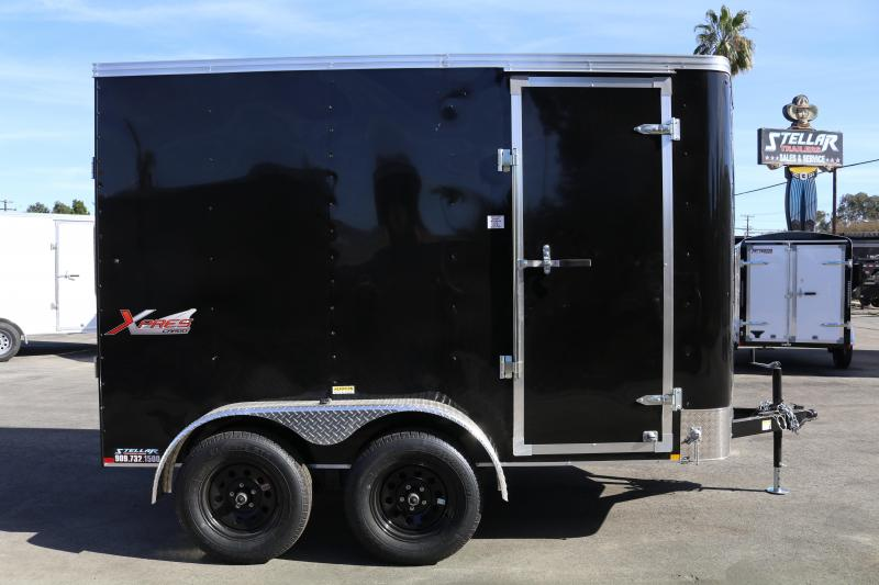 2021 Mirage Trailers 6x14ta2 Enclosed Cargo Trailer