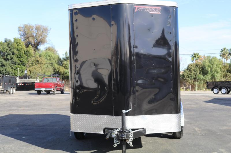 2021 Mirage Trailers 6x12 Enclosed Cargo Trailer