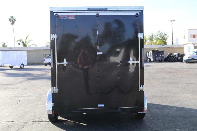2021 Mirage Trailers 6x12 Enclosed Cargo Trailer