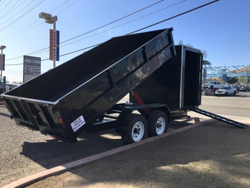 2020 Stellar 8x12x2 10K Dump Bed