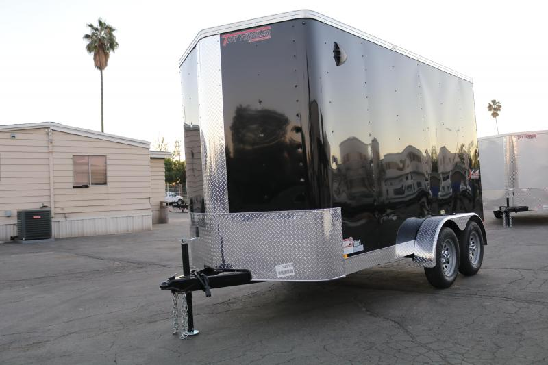 2021 Mirage Trailers xps612ta2 Enclosed Cargo Trailer