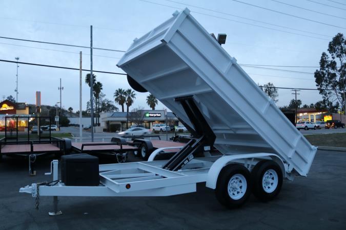2020 Stellar 8.5x14x2 14K Dump Bed