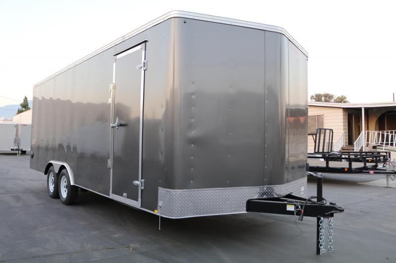 2021 Mirage Trailers xps8520ta2 Enclosed Cargo Trailer