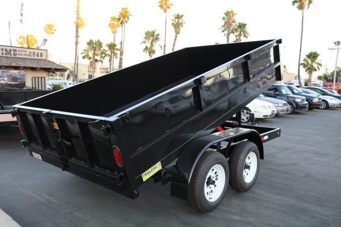 2020 Stellar 8x10x2 7K Dump Bed