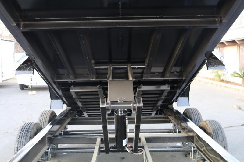 2022 PJ Trailers 8.5x14x2 low pro 14000 gvwr