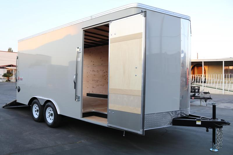 2021 Mirage Trailers xps8516ta2 Enclosed Cargo Trailer