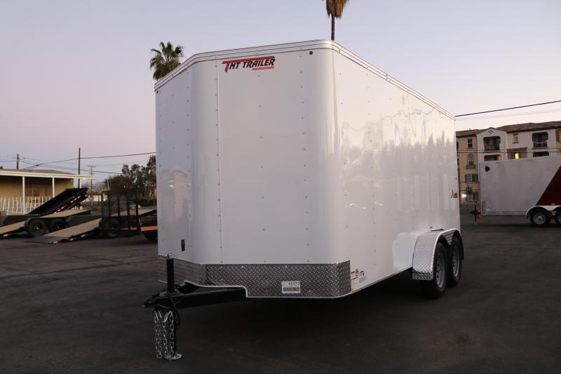 2021 Mirage Trailers xps714ta2 Enclosed Cargo Trailer