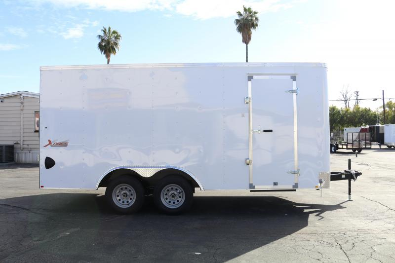 2021 Mirage Trailers 8.5x16ta2 Enclosed Cargo Trailer