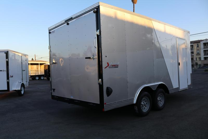 2021 Mirage Trailers 85x16x7 Enclosed Cargo Trailer
